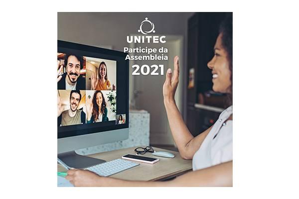 Assembleia da Unitec será no dia 19 de março