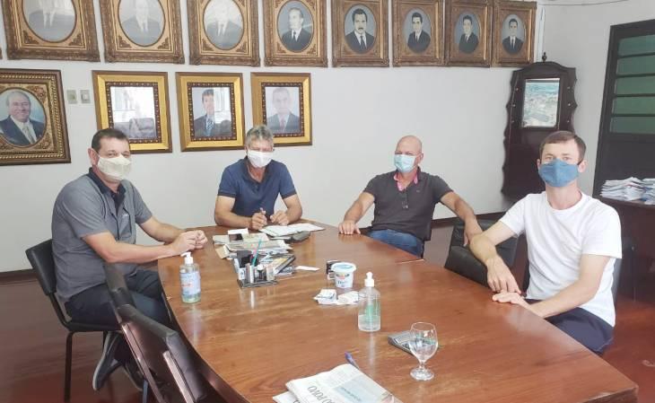 Prefeitura de Cândido Godói renova contrato com a Unitec