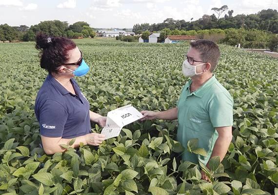 Projeto de controle biológico em culturas é lançado pela Unitec